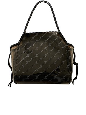 STELLA MC CARTNEY - BLACK FALABELLA BAG
