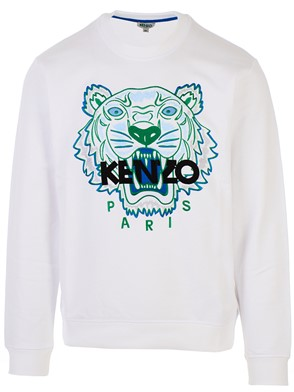KENZO - WHITE TIGER SWEATSHIRT