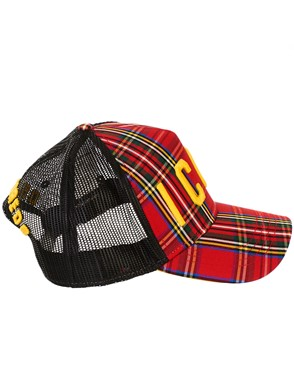 DSQUARED2 - CAPPELLO MULTICOLOR