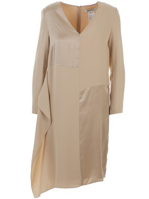 MAX MARA - BEIGE MARTE DRESS