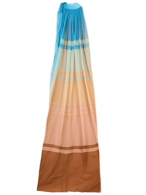 ALBERTA FERRETTI - MULTICOLOR DRESS