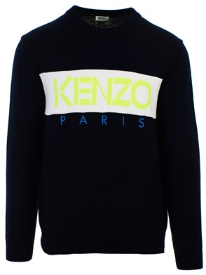 KENZO - BLUE SWEATER