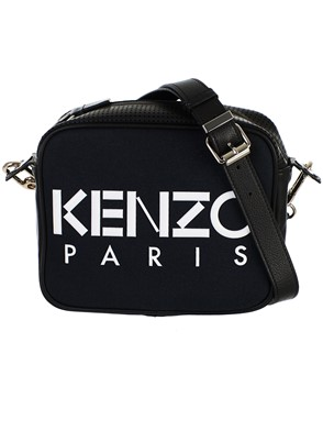 KENZO - BLACK CAMERA BAG