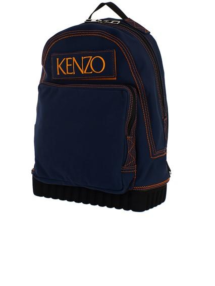 KENZO BLUE BACKPACK