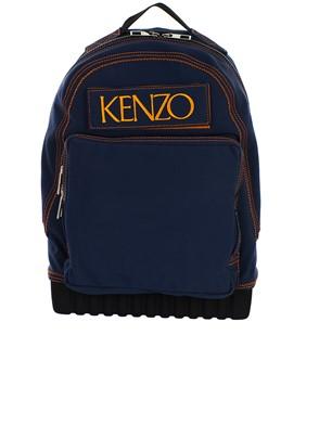 KENZO - BLUE BACKPACK