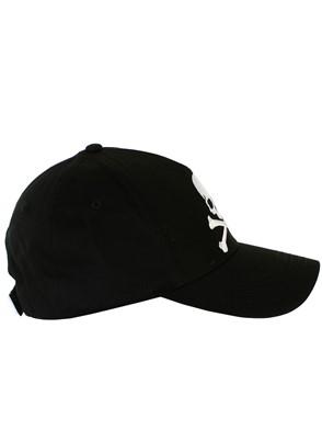 PHILIPP PLEIN - BLACK VISOR HAT