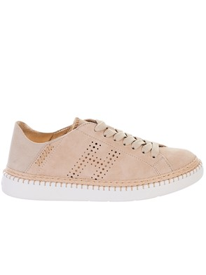 HOGAN - BEIGE SNEAKERS