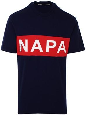 NAPA SILVER - BLUE T-SHIRT