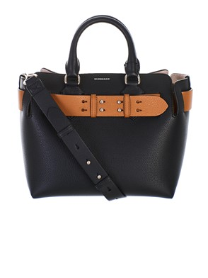 BURBERRY - BORSA BELT BAG NERA