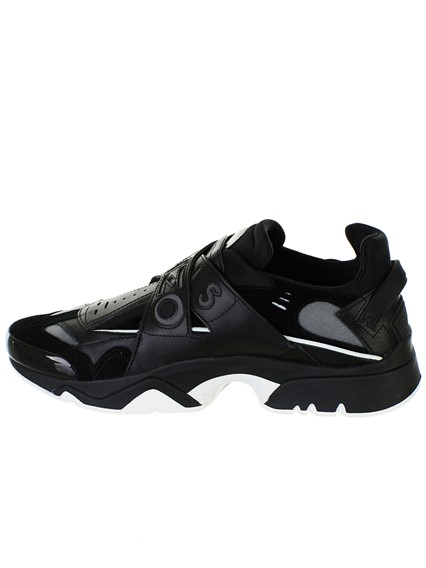 aad555594 kenzo BLACK NEW SONIC SNEAKERS available on lungolivigno.com - 29004