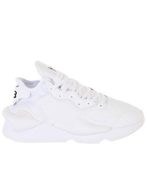 Y-3 - WHITE KAIWA SNEAKERS