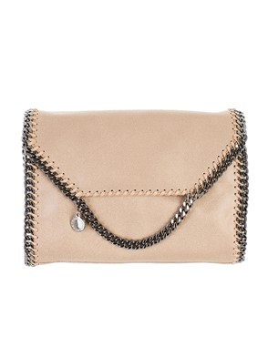 STELLA McCARTNEY - BORSA CREMA