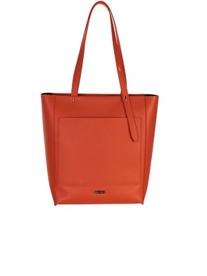 REBECCA MINKOFF - ORANGE BAG