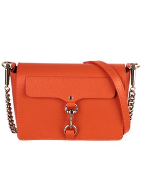 REBECCA MINKOFF - SMALL ORANGE BAG