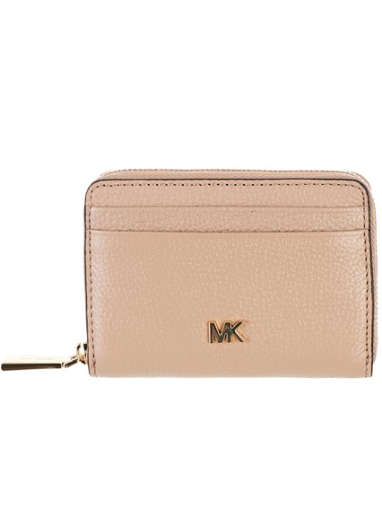 f6f536710650 michael michael kors BEIGE CARD HOLDER available on lungolivigno.com ...