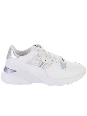 HOGAN - WHITE INTERACTIVE ONE SNEAKERS