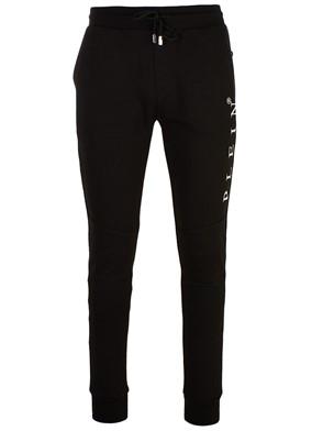 PHILIPP PLEIN - BLACK PANTS