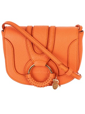 SEE BY CHLOE' - BORSA SPARKLING ORANGE