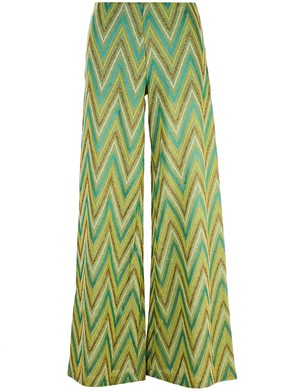 M MISSONI - GREEN PANTS