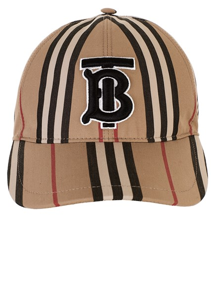 burberry CAPPELLINO BASEBALL MULTICOLOR available on lungolivigno ... dae3b0915c69