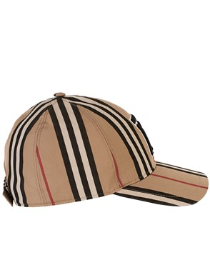 BURBERRY - CAPPELLINO BASEBALL MULTICOLOR