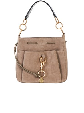 SEE BY CHLOE' - BORSA MOTTY GREY