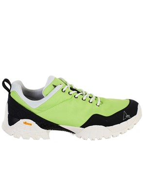 ROA HIKING - SNEAKER OBLIQUE VERDE