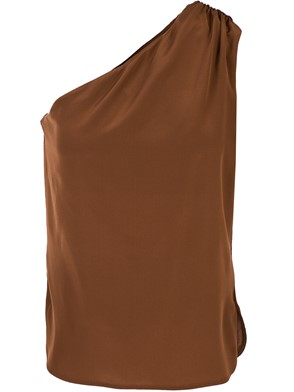 MAX MARA - TOP MARRONE