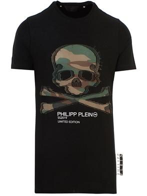 PHILIPP PLEIN - BLACK T-SHIRT