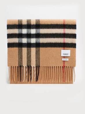 BURBERRY - MU GIANT CHECK SCARF