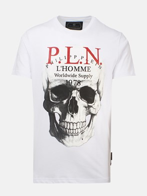 ed7a40d63e0 PHILIPP PLEIN Men's Polos & T-Shirts | lungolivigno.com