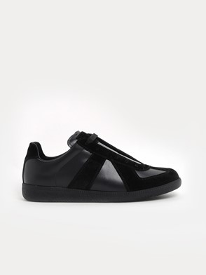 MAISON MARGIELA - BLACK SNEAKERS
