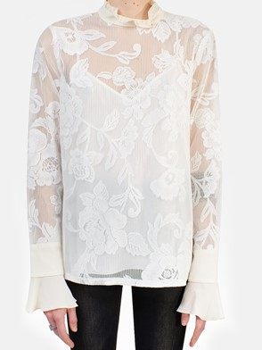 SEE BY CHLOE' - WHITE BLOUSE