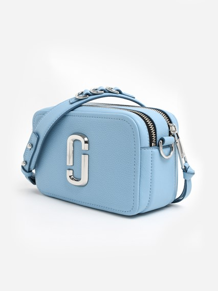 263db2b08d marc jacobs BORSA THE SOFTSHOT 21 AZZURRO available on lungolivigno ...