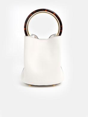 MARNI - WHITE PANNIER BAG