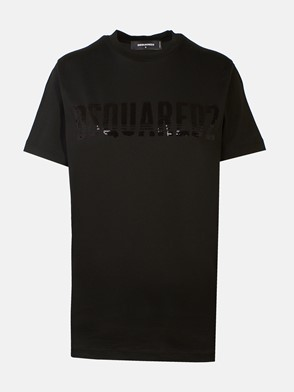 DSQUARED2 - BLACK T-SHIRT