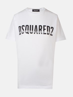 DSQUARED2 - WHITE T-SHIRT