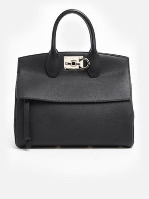 SALVATORE FERRAGAMO - BORSA THE STUDIO GRANDE NERA