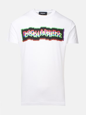 DSQUARED2 - T-SHIRT BIANCA
