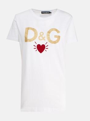 DOLCE & GABBANA - WHITE T-SHIRT