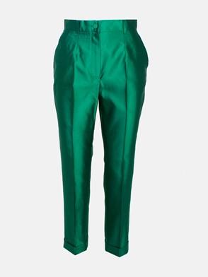 DOLCE & GABBANA - GREEN PANTS