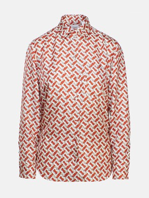 BURBERRY - RED GODWIT SHIRT