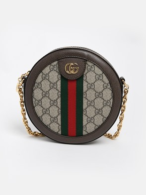 GUCCI - ROUND OPHIDIA BAG