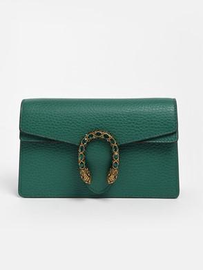 GUCCI - GREEN MINI DIONYSUS BAG