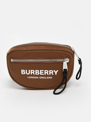 BURBERRY - BROWN CANNON FANNY PACK