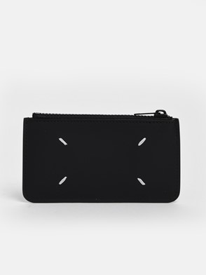 MAISON MARGIELA - BLACK CARD HOLDER