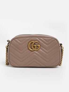 GUCCI - POWDER PINK MARMONT BAG