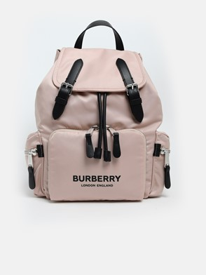 BURBERRY - PINK MD BACKPACK