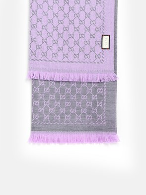 GUCCI - GREY SCARF