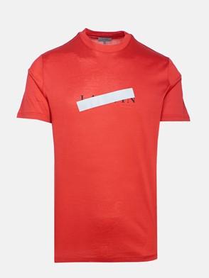LANVIN - RED T-SHIRT